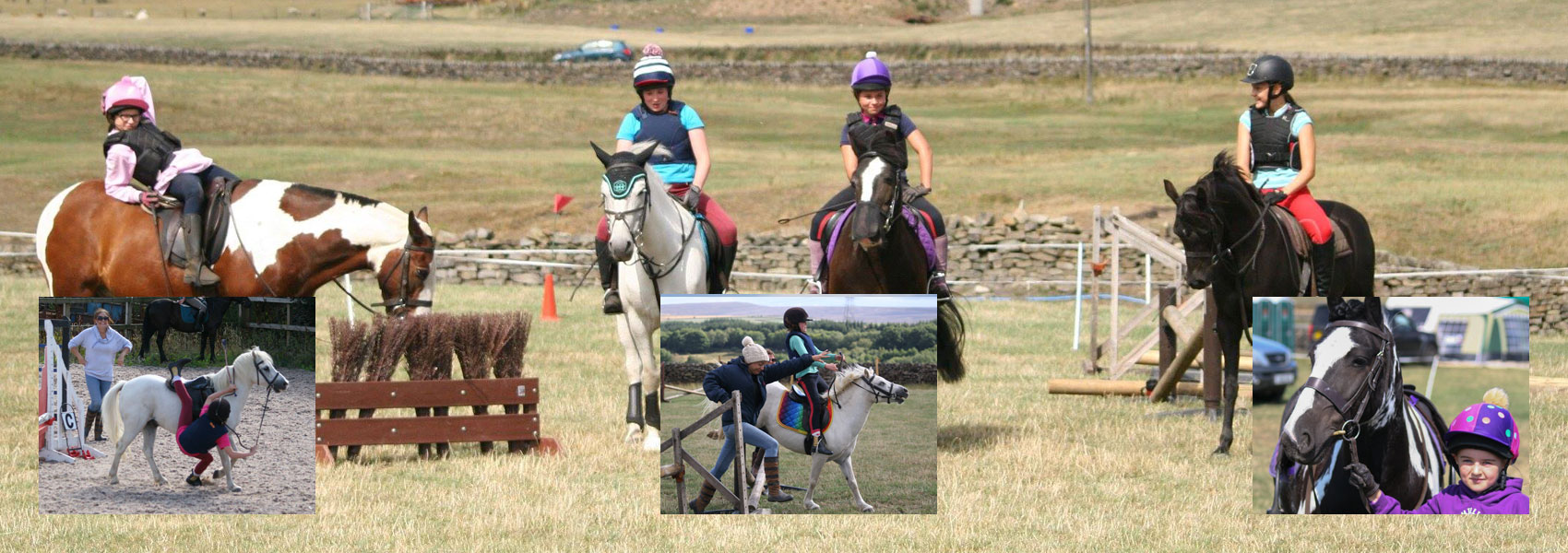 Penistone & District Riding Club Summer Tuition week